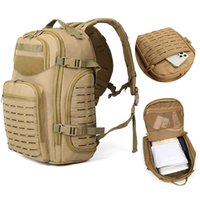 Outdoor Bags Military Army Backpack Tactical Assault Rucksack 900D Laser Cutting Molle Bag Men Hunting Camping Travel