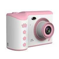 """Children Camera 2.8"""" IPS Eye Protection HD Touch Screen Digital Dual Lens 18MP for Kids Children's birthday gifts"""