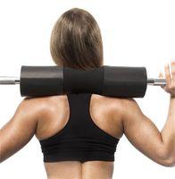 Barbell Pad Squat Healthlifting Protecteur d'épaule Gym Tirage Gripper Equipement Poids Pays de gymnastique Poids de levage Porte-tampon Barbell 178 W2