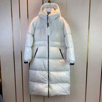 Long Down Coat Woman Hooded Womens Down Jacket White Duck Jacket Warm Winter Female Coat 2020 New Arrival Parka e2TG#