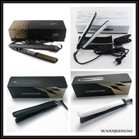 EPACK 1PC V Gold Max Выпрямитель для волос Классический профессиональный стилер быстрые волосы выпрямители железных волос стайлинг инструмент Platinum + Drop
