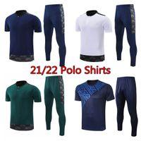 2021 Italy mens polo shirt Immobile Short sleeve Tee sweatsuits tracksuits Insigne training wear soccer tees Verratti football Barella Chiesa kits Tshirt