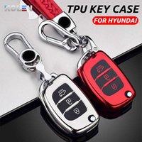 Soft TPU автомобиль удаленный ключ крышка корпуса для Hyundai IX25 IX