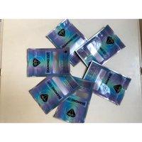 Elmas Kesim Kullanımlık Kilitli Kilitli California SF 8th 3.5g Mylar Çocuk Geçirmez Çanta Dokunmatik Cilt Runtz Paket Paketleme Ljdsz