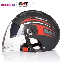 Motorcycle Helmets GXT Helmet Open Face Motocross Moto Casco Capacetes Motorbike Electric Riding Casque