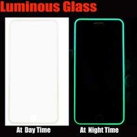Protector de pantalla de vidrio templado de cubierta completa luminosa para iPhOen 13 12 11 Pro Max XR XS 6 7 8 Samsung A02 A02S A10 A10S A12 A42 A32 A52 A72