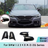 BMW 1 2 3 4 X M I3 Serisi F20 F21 F22 F23 F30 F31 GT F34 F32 F33 F36 X1 E84 M2 Karbon Fiber Araba Dikiz Aynası Kapak Kapak
