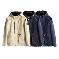망 디자이너 자켓 코트 스포츠 패션 자켓 긴 소매 지퍼가있는 스웨터 까마귀 남자 의류 후드 탑 아시아 크기 M-XXXL