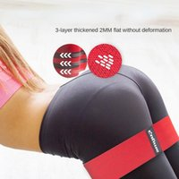 Resistance Bands Sports Elastic Band Fitness Hip Loop Yoga Belts Buttocks Cocked BuCircle Gym Equipment Home Workout Training