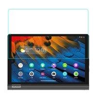 HD Tempered Gla Tablet-Bildschirmschützer für Lenovo-Yoga-Tab 5 10,1 Zoll YT-X705F Anti-Scratch-Blase-Schutzfolie