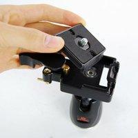 Tripod Heads Mini BallHead 360 Swivel 1 4 Screw Ball Head Lock Knob For DSLR Camera Monopod Flash Light Stand Video Po Accessories