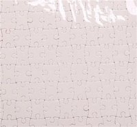 Sublimación Puzzle A5 Tamaño DIY Sublimación en blanco Puzzles Blanco Puzzle Jigsaw 80pcs Transferencia de impresión de calor Transferencia Hecha a mano 229 S2