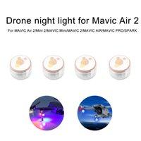Red And Blue Flashing Drone Night Lights Led Signal Lamp Kit For Dji Mavic Air 2 mavic Mini mavic2 Pro Quadcopter Accessories