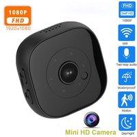 H9 WIFI Mini-Kamera-Sport-DV-Action-Kamera Micro IR-Nachtsicht-Bewegungssensor-Camcorder-Sprach-Video-Recorder IP Wifi Cam