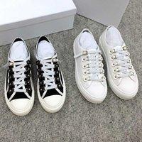 Lace Up Women Luxurys Walking Sneaker Branco Oblique Técnico Malha Técnico Mulheres Desgintadores Sapatilhas Plataforma Clássica Sapatos Grils Treinadores