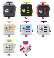 Pop It Fidget Cube Party Favor Stress Relief Toy Sensory Toys for Kids Adults y Autism Special Needs Anxiety Reliever individual package