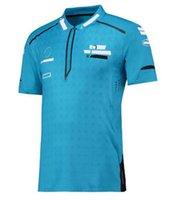 F1 Racing Anzug Herren Kurzärmelige Revers Poloshirt Motorrad Racing Team Uniform Polyester Schnelltrocknung Sport Reiten Polo Kurze Ärmeln c