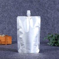 DoyPack 150ml 250ml 350ml 500ml 500 ml di alluminio alluminio stand up beccuccio sacchetto liquido bevanda pacchetto spremere bevanda bevanda sacchetto B3