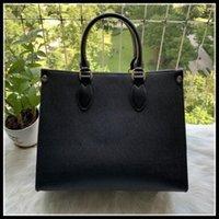 المصممين Luxurys Onthego حقيبة جلدية حقائب الكتف حقيبة محافظ كبيرة مخلب النساء التسوق حمل PVC الإناث محفظة كبيرة