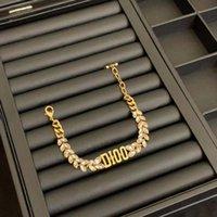 D 가족 높은 보드 베 르마 아이 목걸이 여성 디 지아 밀 귀 반지 머리핀 팔찌 황동 골동품 골드