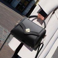 Evening Bags Satchel Genuine Leather Handbags 2021 Ladies Messenger Large Capacity Fashion All-match Shoulder Bag Handbag Cc