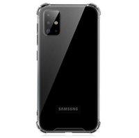 Прозрачный акриловый ударопрочный твердый ПК мягкий TPU чистые чехол для телефона для Samsung A31 A30S A50 A50 A32 A41 A51 A52 A70 A71 A41 A51 A52 A70 A71 A81 A91 A9 армированный угол