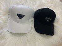 2021 الأزياء الفاخرة القبعات الرجال النساء قبعة بيسبول قبعة الصيف قبعات للرجال امرأة جودة عالية casquette قبعة متعددة أنماط اختياري