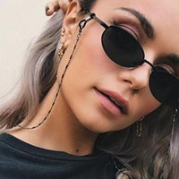 Sunglasses Frames 1PCS 70CM Masking Chains For Women Alloy Chain Eyeglasses Lanyard Glass Fashion Jewelry Gifts