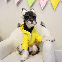 Dog Apparel Medium Luxury Korean Clothes Cute Summer Fashion Chihuahua Puppy Hoodie Ubranka Dla Psa Pet Products KK6GJK