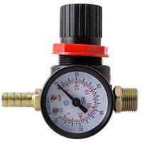 Multimetri Manometro Reducer Reducer Regulator Gauge Compressore idraulico Tester idraulico Tester Auto Valvola a misurazione