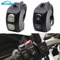 Nordson für BMW R1200GS R 1200 GS R1250GS F850GS F750GS ADV Adventure LC Motorradgriff Nebelscheinwerfer Switch Control Smart Relay