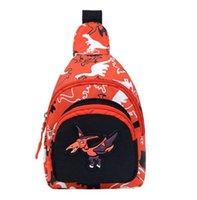 Оптовая мода детей холст мини-рюкзак девушка мальчик милый мультфильм динозавр сундук детские деньги сумка детская молния