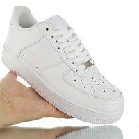 Классический F Один мужской Обувь для Женщин Мужские Тройные Белые Черные Тренеры Спорт Бегущий Дизайнер Ходьба Кроссовки Lesliecheung