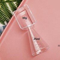 Многофункциональные 2 стороны Пластиковые двойные измерительные чашки измерения ложки твердого порошка жидкости измерения для выпечки инструмент HWe8970