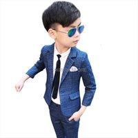 Boys terno para casamentos crianças enfant garcon mariage crianças forma formal blazer calças gravata 3 pcs tuxedo vestido vestido conjunto