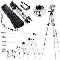 مصغرة كاميرا ترايبود حامل حامل 3110 الألومنيوم المهنية ترايبود مونوبود لسامسونج كاميرا حركة الهاتف الذكي