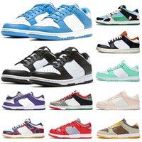 sb dunk low white off Günlük Ayakkabılar moda dunks Eğiticilerin kapalı SB DUNK Düşük Tasarımcı Otantik Kaykay Sneakers Safari Chunky Dunky Womens Beyaz
