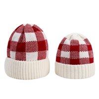 حار بيع الأزياء الخريف / الشتاء نمط جديد شعبية للجنسين سميكة الدافئة قبعة محبوك الصوف قبعة قبعة شحن مجاني