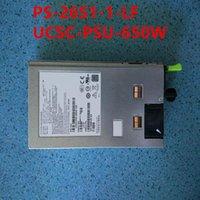 Nueva PSU para la fuente de alimentación 650W UCSC-PSU-650W 341-0490-02 PS-2651-1-LF DPS-650AB-2 A