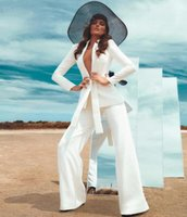 Женские брюки для женщин Vero Shirly Women Wine Sexy V шеи с длинным рукавом черный белый набор 2021 дизайнер знаменитости высокая улица
