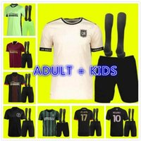 MLS 21 22 LA Galaxy Futbol Forması Atlanta United FC Futbol Gömlek 2021 2022 Inter Miami CF Chicharito Pavon Formalar Yetişkin + Çocuklar Çorap Merhaba