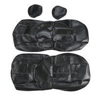 Car Seat Covers Universal Cover Pu Leather Automobile 2 Types Four Seasons Protector