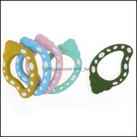 Soothers Teethers Health Care Baby, Kids & Maternitysile Cute Sea Snail Teether Baby Teething Toy Fda Approval Diy Pacifier Chain Necklaces