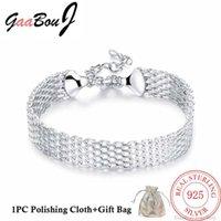 925 plata esterlina afortunado pulseras brazalete brazalete brazalete brazalete mujer damas niñas joyería silber pulsiras