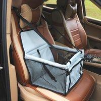 Seggiolino per auto per animali domestici 4 colori con cablaggio per cani Cintura per sedile auto S-XL 23 S2