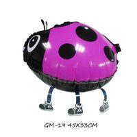 Yürüyüş Pet Balonlar Hayvan Helyum Alüminyum Folyo Balon Unicorn Balonlar Otomatik Sızdırmazlık Balon Oyuncaklar Doğum Günü Partisi Dekorasyon Çocuklar Hediye