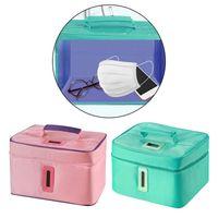Équipement de ongle d'art Sac de stérilisateur Light UV LED Stérilisation Boîte de désinfection Stérilisation