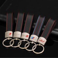 3D AMG RS SLINE شعار شارة ملصق أسود أحمر خط جلد ل A4 A5 A6 A8 TT Q5 Q7 Sline Keychain Keyring Keyfob جودة عالية QC69
