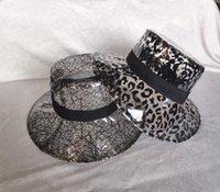 와이드 브림 모자 단단한 투명한 여성용 양동이 어부의 모자 소녀 PVC 비치 태양 바이저 방수 비상 플라스틱 모자
