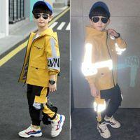 Clothing Sets Kids Wear Suit Spring Autumn Set Boys Clothes Children Tracksuit Long Sleeved Toddler Children's Sport